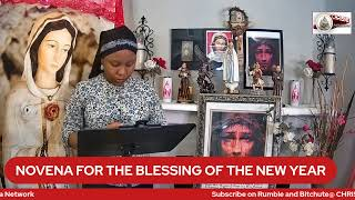NOVENA PRAYERS FOR THE BLESSING OF THE NEW YEAR (Day 9)