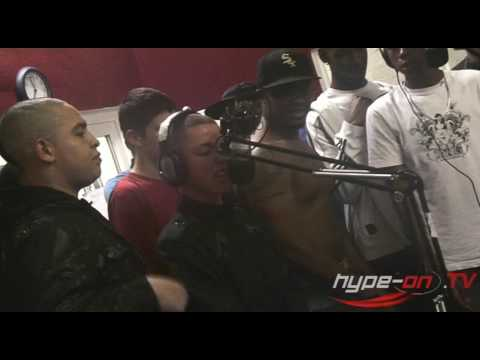 M Dot B & Antizzle (YTU13) - Live On Newport City Radio