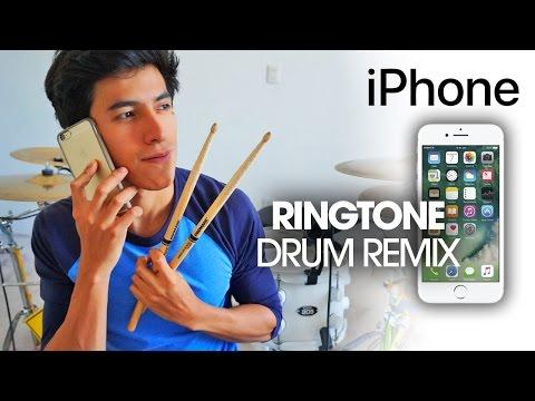 iPhone Ringtone | Drum Remix (COVER)