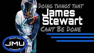 "James Stewart ""doing things that can"