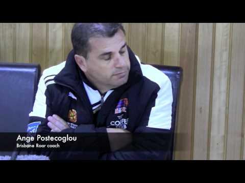 Ange Postecoglou press conference