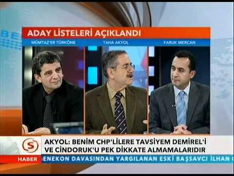 CHP Kemalist değil sosyal demokrat olmalı (Taha Akyol)