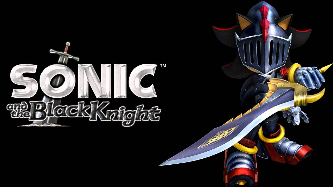 Sonic And The Black Knight (shadow Voices Sounds)
