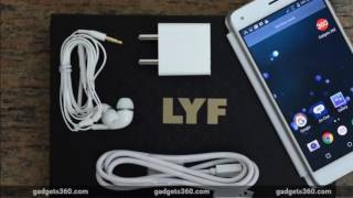 lyf flame 4 mobile review   features overview