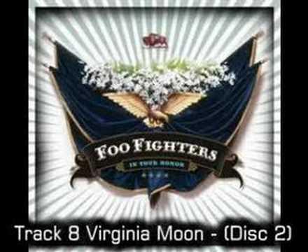 Foo Fighters - Virginia Moon