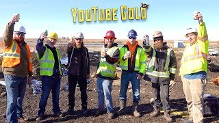 "YouTube GOLD - MUDDY SEASON FINALE - ""SHUT 'ER DOWN!"" (s2 e27) MiNiATURE GOLD MINING 