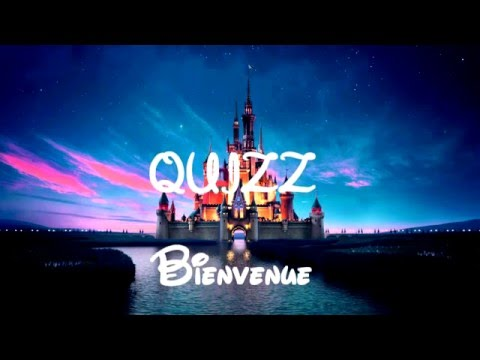 Quizz Disney (niveau1)