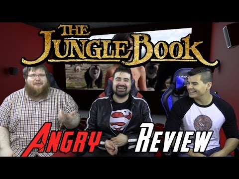 The Jungle Book Angry Movie Review