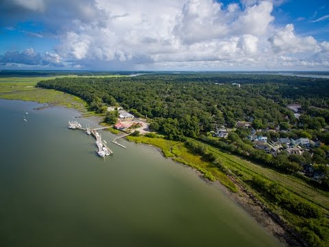 Port Royal, South Carolina- Waterfront Land