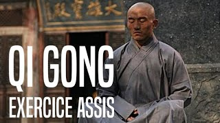 QI GONG EXERCICE ASSIS
