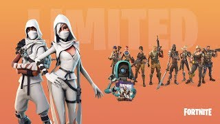 Fortnite Save The World limited Edition Gründerpaket