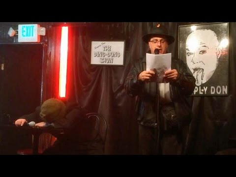 Perry Karavelo Yulogizes Don Barris