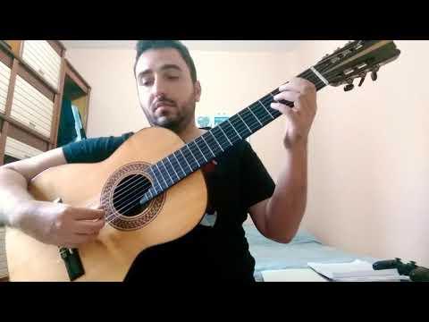 CARTOLA - pranto de poeta ( Nelson cavaquinho e Guilherme de Brito ) arranjo violão 7 cordas