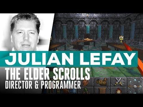 A Conversation with the Father of the Elder Scrolls | Julian Jensen (aka Julian LeFay) Interview