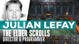 """Interview with the """"Father of the Elder Scrolls""""   Julian Jensen (aka Julian LeFay)"""