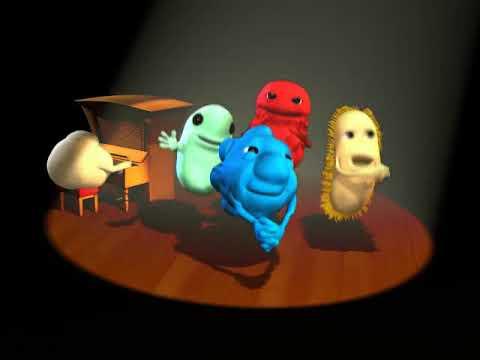 Singing GIANTmicrobes