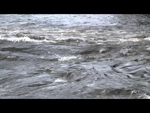 Pigeon River - Whirlpool Rapid Close Up