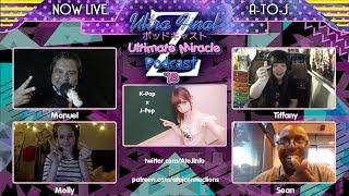Ultra Podcast Z # 40 | KPop x JPop, HyunA x E'Dawn x Cube, Produce48 & IZ*ONE, BTS & Akimoto Yasushi