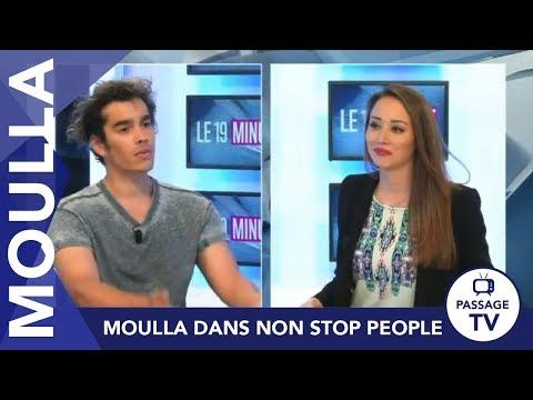 Interview de Moulla - Non Stop People