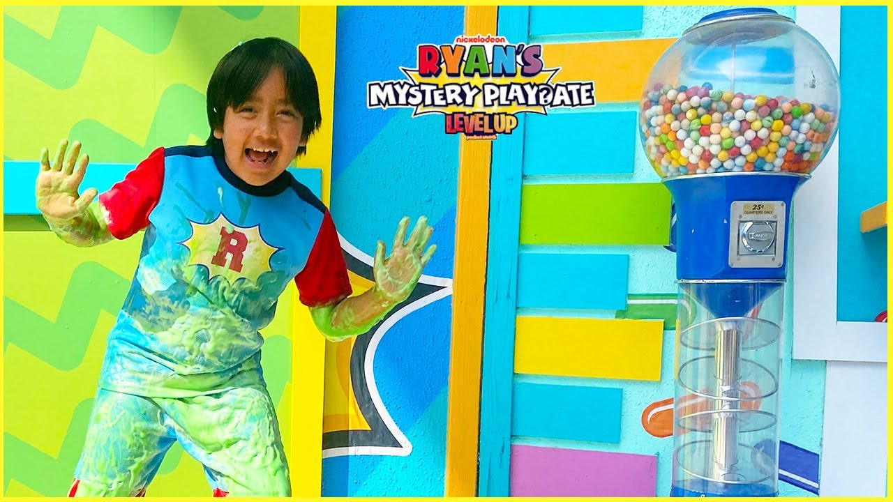 Download Ryan's Mystery Playdate Level UP All New Episodes on Nickelodeon!
