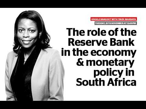 HANGOUT: The role of the Reserve Bank in the economy