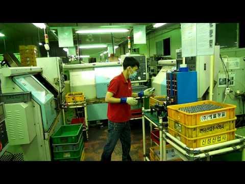 CNC job in South Korea
