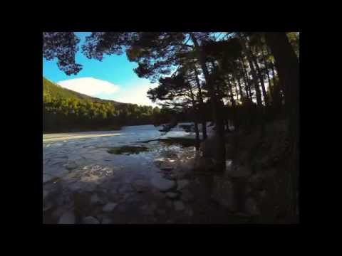 d'Encamp a Engolasters Andorra Time lapse 2015/01 GoPro