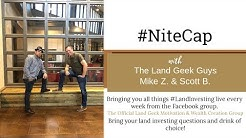 Nite Cap with The Land Geek Guys—Special Post-Thanksgiving Sunday Brunch Episode