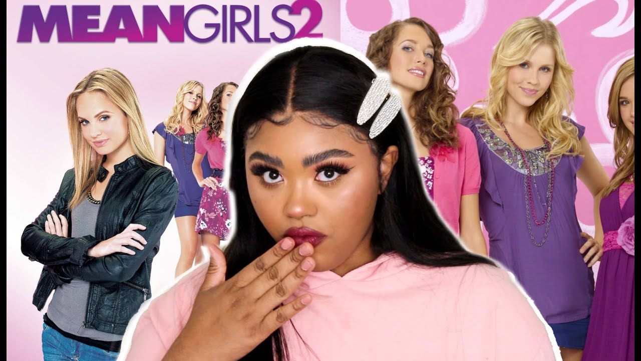"""Download THE MOVIE THAT NO ONE ASKED FOR """"MEAN GIRLS 2""""   BAD MOVIES & A BEAT  KennieJD"""