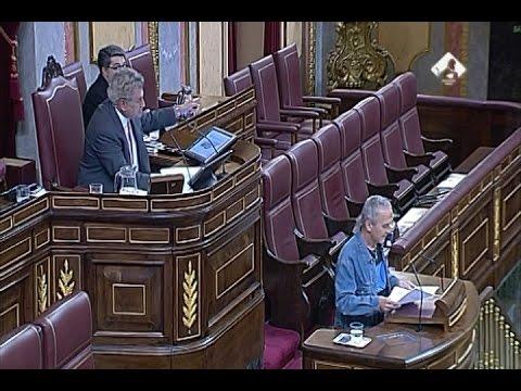 Posada expulsa de la tribuna al diputado Sabino Cuadra