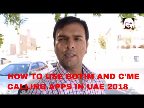HOW TO UNBLOCK VOICE AND VIDEO CALL IN UAE LEGAL | SUBSCRIBE PLANE DU AND Etisalat UAE| C'ME & BOTIM
