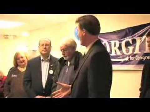Brian Moran Steps Up To Support Forgit In VA-01