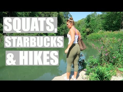 Getting Back Into Powerlifting, Starbucks Pumpkin Iced Coffee & Toronto Hikes