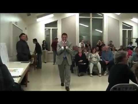 2014 Oct 7 AT&T Sligo Baptist Church cell tower presentation