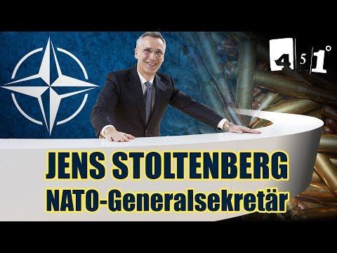 NATO Generalsekretär - Jens STOLTENBERG   451 Grad