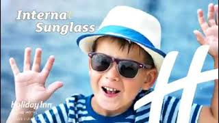Look Sharp on International Sunglasses Day
