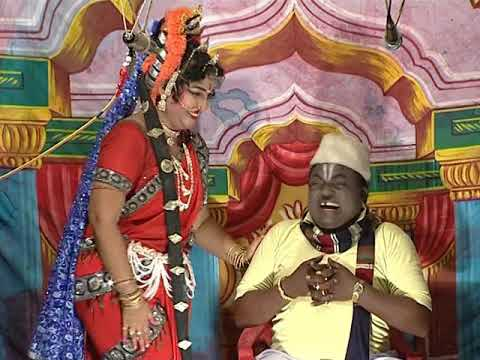 chintamani padyanatakam by vanaja kumari(subbisetty scene)