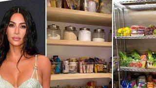 Kim Kardashian's walk in Fridge is bigger than your apartment
