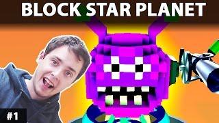 Darmowe Gry Online - Block Star Planet
