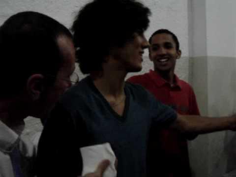 O Fã com Samir Rachid