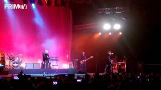 Группа Roxette начала  юбилейный мировой тур с Владивостока / Roxette Live Vladivostok 28.10.2014