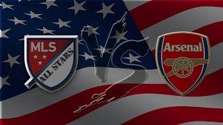 FM15 Network Game - Bonus EP- All-Stars v Arsenal @Passion4FM