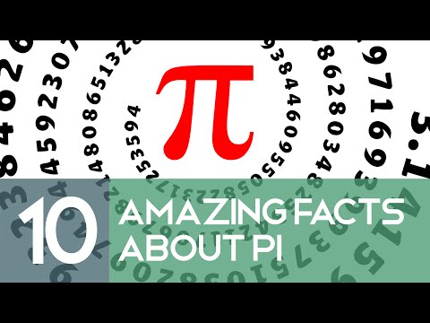 10 Amazing Facts about Pi