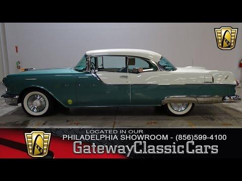 1955 Pontiac Star Chief Catalina, Gateway Classic Cars Philadelphia - #086