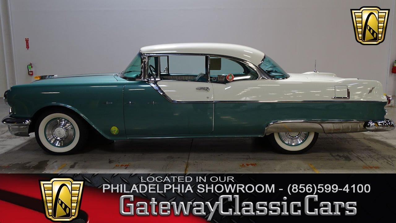 1955 Pontiac Star Chief Catalina, Gateway Classic Cars Philadelphia - #86