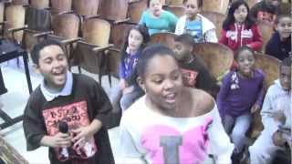 "PS22 Chorus ""LET IT GROW"" (LORAX Theme song) by Ester Dean"