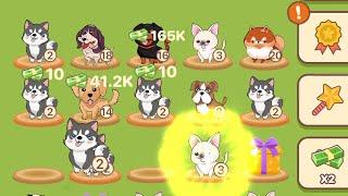 Puppy Town Gameplay | Chơi game Puppy Town trúng Iphone 11 có thật không?
