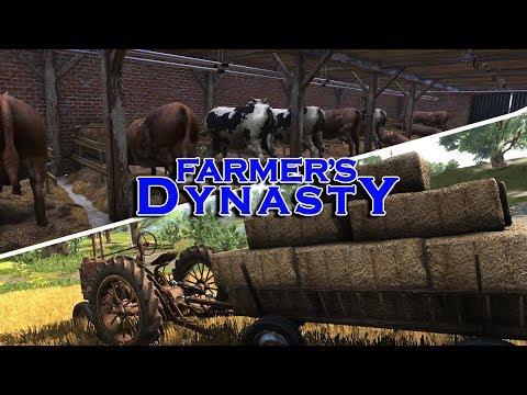 BALYA TOPLAYALIM SÜT SAĞALIM (Farmer's Dynasty) #9