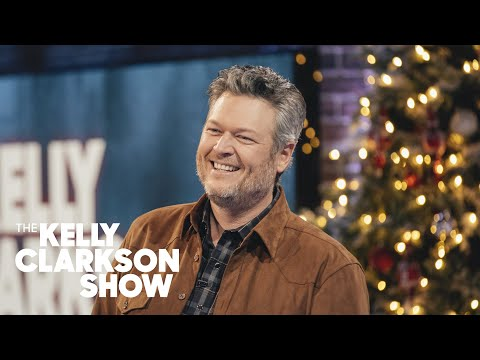 @TheBuffShow - Check Out Blake Shelton's Playlist!  It's A New Kelly Clarkson Game: