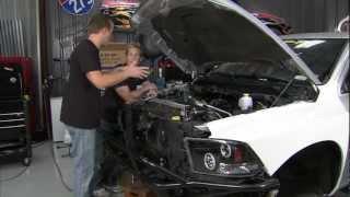 Truck U RAM 2009-2011 RIPP Superchargers Install